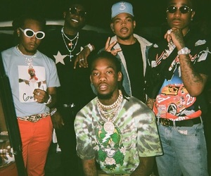 migos, offset, and takeoff image