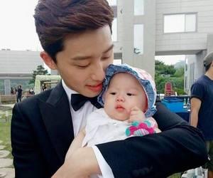 baby, korean, and oppa image