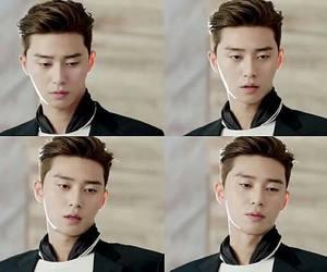 she was pretty and park seo joon image