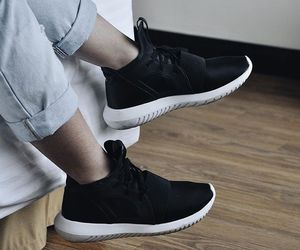 adidas, nike, and sneakers image