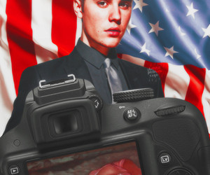 cover, graphics, and justin bieber image
