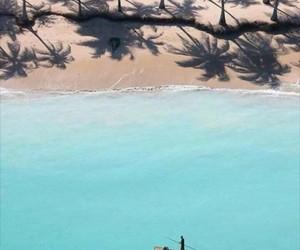 praia, beach, and blue image