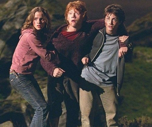 harry potter, hermione granger, and movie image