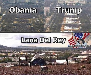 lana del rey and lana del rey meme image