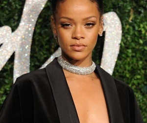 Queen, baddie, and rihanna image