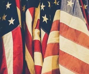 flag and usa image