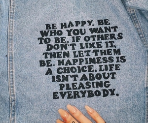 quotes, tumblr, and happy image