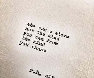 quotes, storm, and chase image