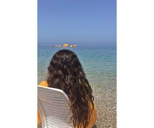 beach, beautiful, and morocco image