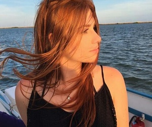 ginger, hair, and redheads image