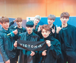 alice, victon, and kpop image