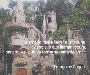 amor, frases, and francoise sagan image