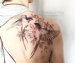 tattoo and art image