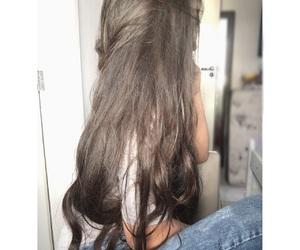 brown, girl, and natural image