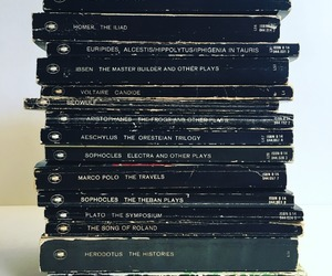 aesthetic, books, and classics image