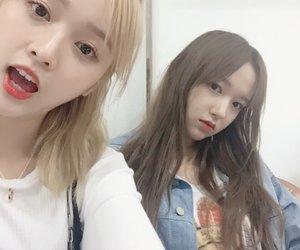 k-pop, kpop, and cosmic girls image