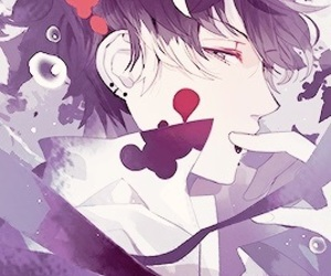 anime, diabolik lovers, and cute image