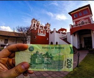 billete, Hacienda, and méxico image