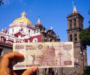 billete, puebla, and méxico image