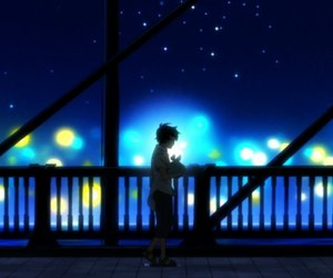 anime, scenery, and sangatsu no lion image