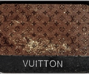 Louis Vuitton, vuitton, and eyeshadow image