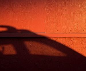 orange and shadow image