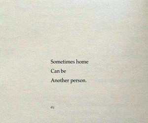 couple, home, and quotes image