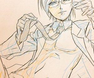 anime, boy, and yagen toushirou image