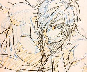 anime, boy, and touken ranbu image