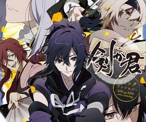 anime, boy, and Kei image