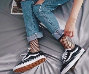 cool, old, and vans image