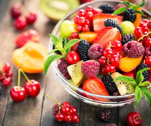 berry, colorful, and food image
