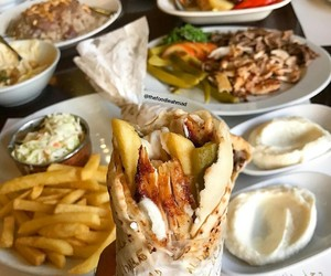 Chicken, fast food, and food image