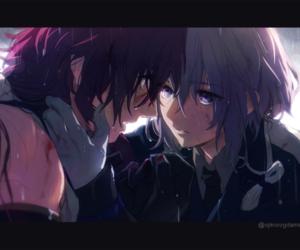 anime, honebami toushirou, and boy image
