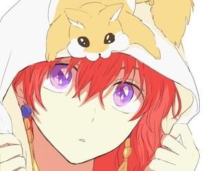 yona, akatsuki no yona, and anime image