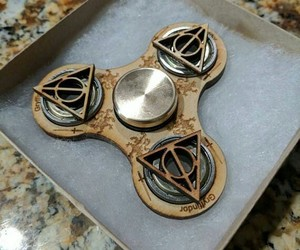 harry potter and spinner image