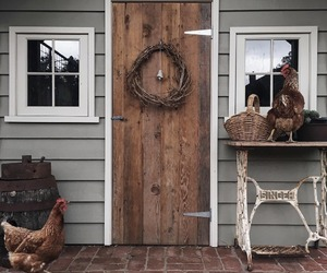 cottage, country, and country home image