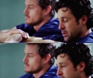 friendship, mcdreamy, and eric dane image
