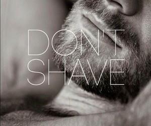beard, sexy, and men image