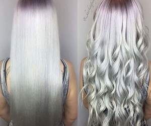 alternative, color, and colored hair image