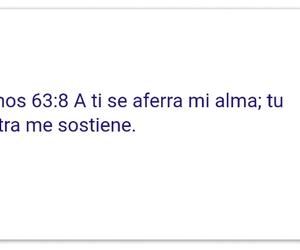 alma, salmos 63 8, and diestra image