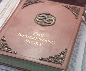 book, pink, and story image
