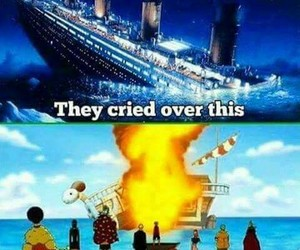 anime, chopper, and heartbreaking image