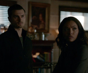 tvd, bonenzo, and kat graham image