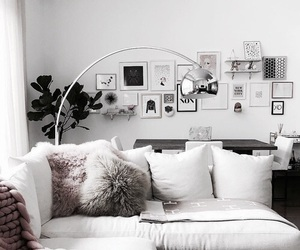 home, interior, and room image
