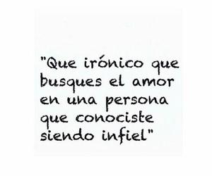 amor, español, and frase image