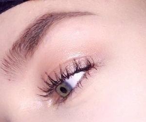eye, goals, and lashes image