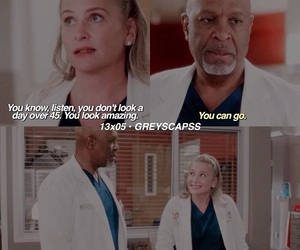 arizona, friendship, and grey's anatomy image
