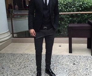black, beuaty, and handsome image