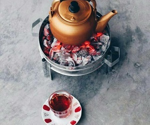 tea and شاي image